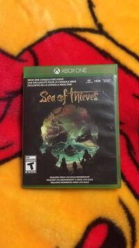 Sea Of Thieves for Xbox one Lake Country, V4V 1W6