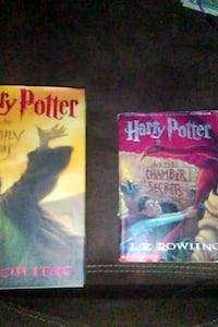 Harry Potter Books Springfield, 97478