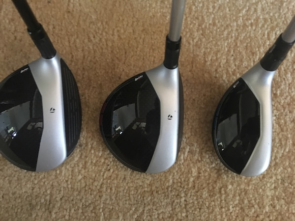 Taylormade M4 Fairway Woods and M3 Hybrid  Different prices on each