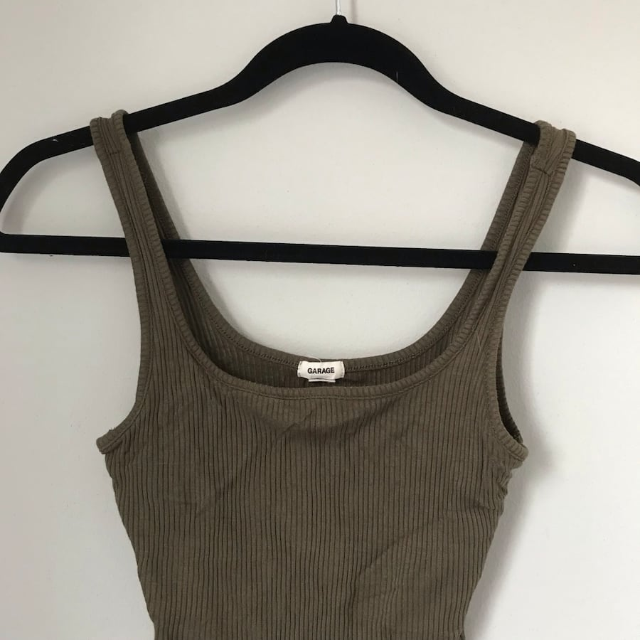 Garage Green Bodysuit
