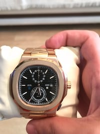 Patek Phillipe Rose Gold Beyoğlu, 34440