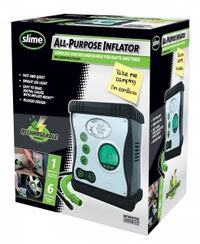 Slime 40028 Rechargeable All-Purpose Auto Car Tire Raft Inflator Lanham