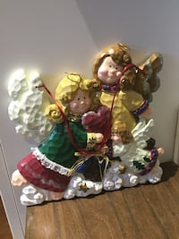 Christmas Angel wall decor