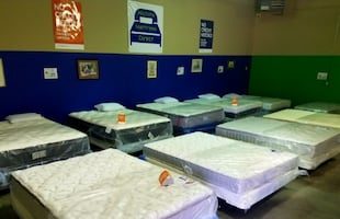 New mattress. All sizes available.