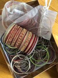 Assorted bangles  Mississauga, L4Y