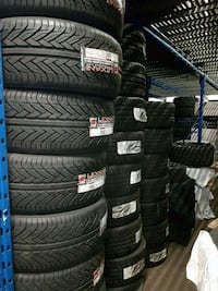 WINTER TIRES ALL SEASON TIRES BRAND NEW  Vaughan, L4H 0S3
