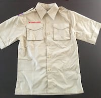 Boy Scout Uniform Shirt  McLean, 22101