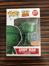 Funko Pop Disney Toy Story Army Man Figür