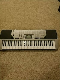 black and gray electronic keyboard Ashburn, 20147