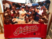 New Cleveland Indians Grady Sizemore 2008 Fleece Throw Blanket Still Sealed in Original Packaging Amherst, 44001