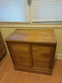 Storage Cabinet Real Wood