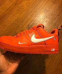 Air Force 1 Utility Orange College Park, 20740