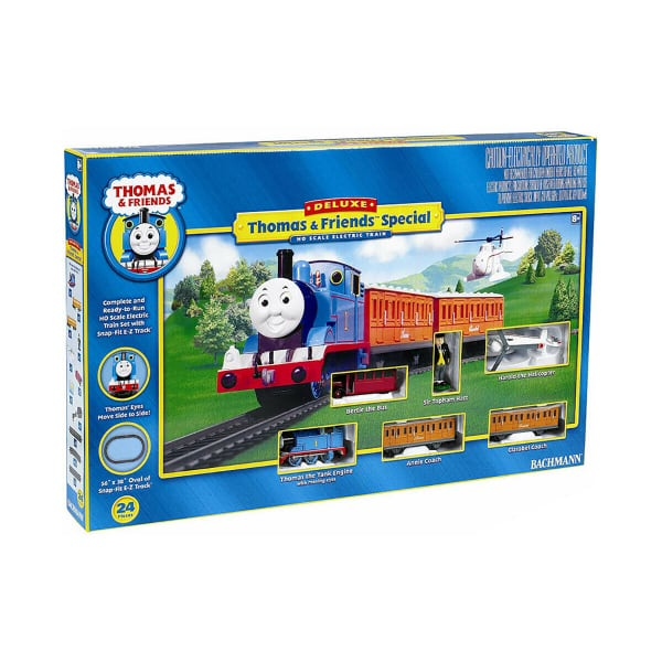 Bachmann Trains Deluxe Thomas