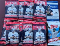 20 unopened packs of football cards! ROOKIE in EVERY PACK ! Frederick, 21701