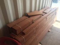 300 sq ft of Brazilian cherry wood Toronto, M1C 2X2