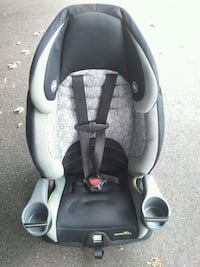 Evenflo Car Booster Seat. 543 km