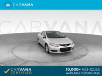 2013 Honda Civic coupe LX Coupe 2D Silver Brentwood