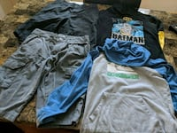 Boys size 10 shorts, Boys size 10 shirts Barrie, L4N 3P3