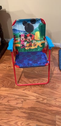 blue and red Mickey Mouse camping chair Columbia, 29209
