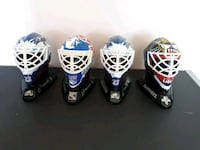 Mini hockey helmets  Brossard