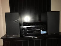 Very nice sound system loud and clear , retail over 800.00