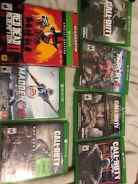 xbox one games (CHEAP)! Windsor, N8T 2B1