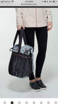 Lululemon bag  Barrington, 60010