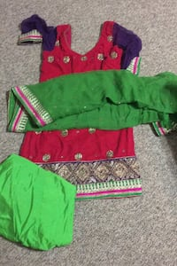 3 piece Indian suit