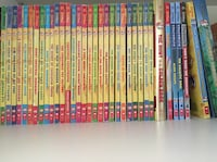 Geronimo Stilton set of 35 books Brampton