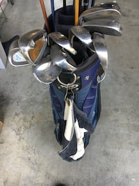 Irons for sale. $10.00 per Iron.