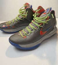 KD 5 (what the) Basketball Shoes Thornton, 19373