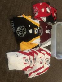 assorted-color-and-brand jersey lot Edmonton, T5H