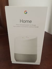 Brand new Google HOME(unopened) Vaughan, L0J 3X3