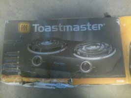 Toastmaster Stove Top