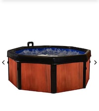 Portable Spa in a Box Hot Tub Jacuzzi Los Angeles, 90292