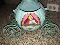Cinderella Carriage Popcorn Bucket-60th Anniversary