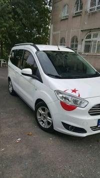 2015 Ford Tourneo Courier Journey Yüzüncüyıl Mahallesi