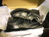 pair of black-and-white sneakers in box Williamsport, 21795