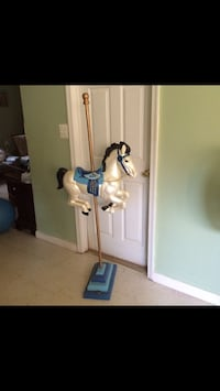 Horse for decoration 5 feet tall from top to bottom Jessup, 20794