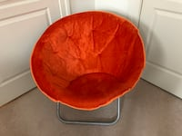 Orange Circle Chair Great Falls, 22066