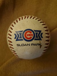 Training Chicago Cubs Baseball