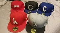 Fitted Hats (sz 7 3/4) Garden Grove, 92840