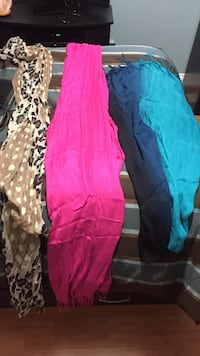 Scarves $5 each Mississauga, L5V