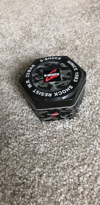 Casio G-Shock ga-201 No.5229 Baltimore, 21224