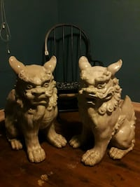 Chinese dragon statues Houston, 77075