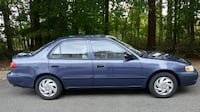 Selling: 2000 Toyota Corrola CE GERMANTOWN