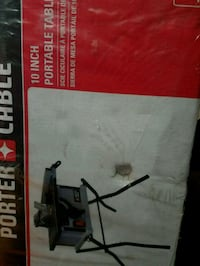 "Porter Cable  10"" Table Saw 200$... They are 399$ at Lowe's right now"