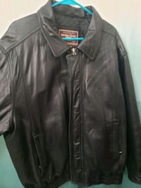 Leather jacket Dover, 19901