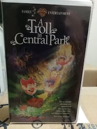 A Troll in Central Park movie