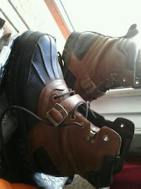 Polo Ralph Lauren work boots (non steel toe) Winnipeg, R3M